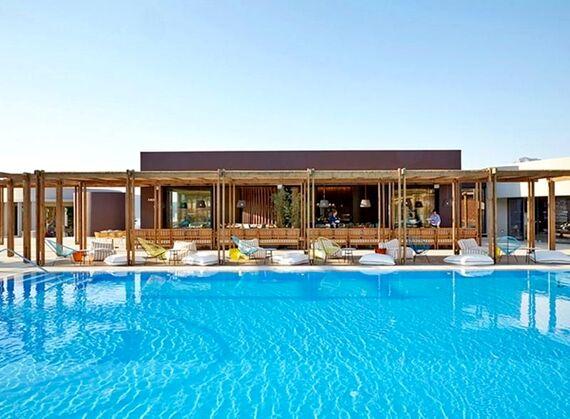 nearby Domes of Elounda resort
