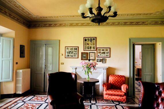 Villa Pia - Large Family Room Image 13