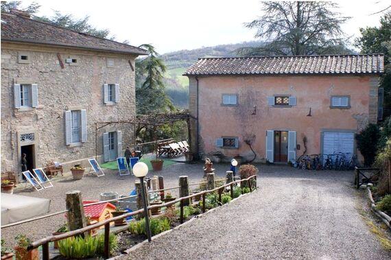 Villa Pia- Small Family Room Image 24