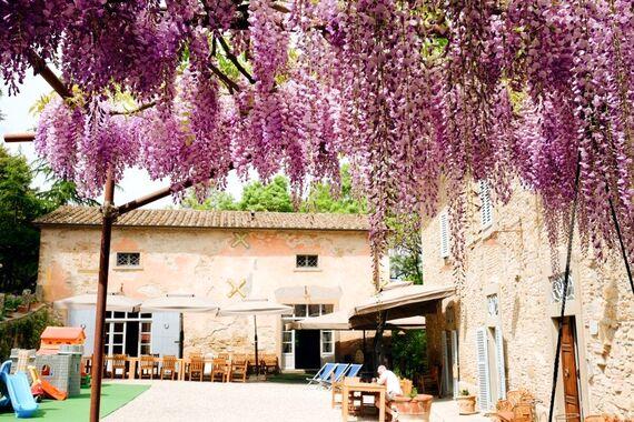 Villa Pia- Small Family Room Image 1