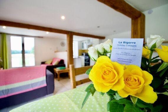 The Grange - La Bigorre Holiday Cottages Image 10