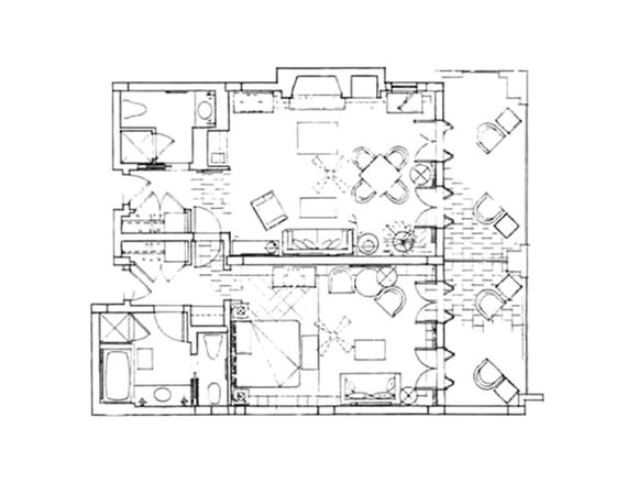 Anassa - One Bed Suite Image 14