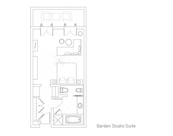 Anassa -  Garden Studio Suite Image 19