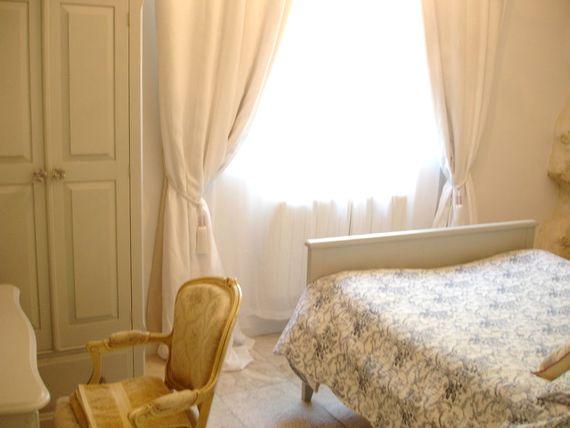 Vionnet suite - 1 of the 5 double bedrooms