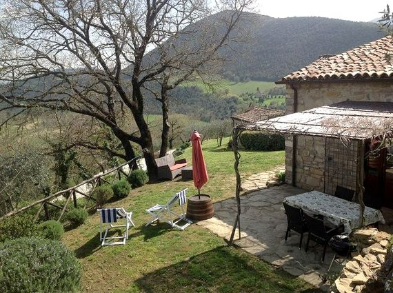Fienile Terrace