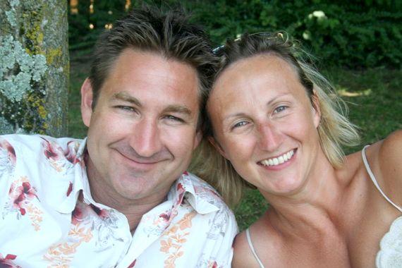 Stephanie & Xavier (owners)