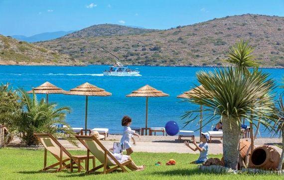 Elounda Gulf Villas & Suites - Beach Front Villa Image 3