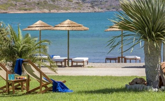 Elounda Gulf Villas & Suites - Beach Front Villa Image 2