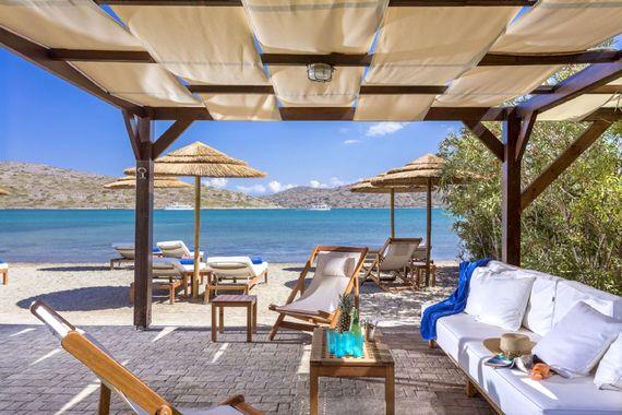 Elounda Gulf Villas & Suites - Beach Front Villa Image 7