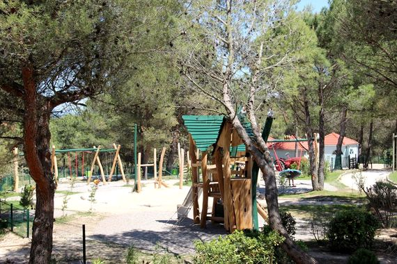 Children play park