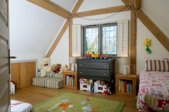 Kids room and play room