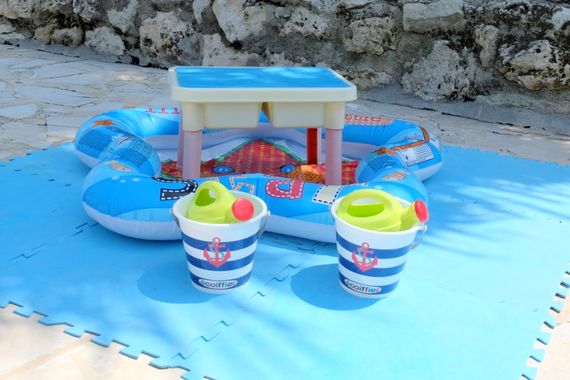 Some of the toddler water play toys