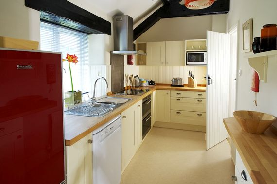 Casterbridge kitchen