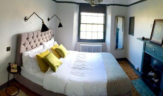 Kingsize double bedroom