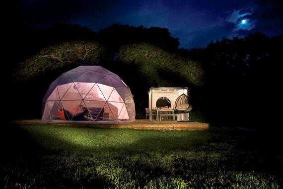 Geo Dome (private ensuite) - Col d'Ibardin Image 12