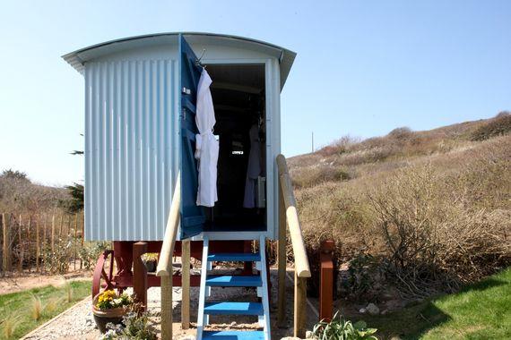 Amenities in Shepherd's Huts