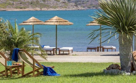 Elounda Gulf Villas & Suites - Deluxe Senior Suite Image 1