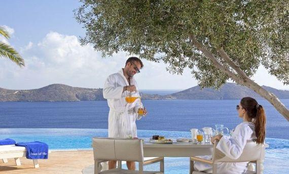 Elounda Gulf Villas & Suites - Deluxe Senior Suite Image 2
