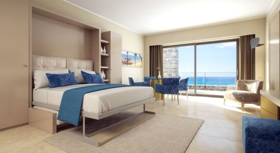 Daios Cove - Premium Sea View Suite Image 22