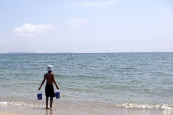 Cannes beach - 30 mins away