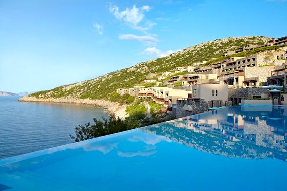 Daios Cove - One Bed Suite + Pool Image 16