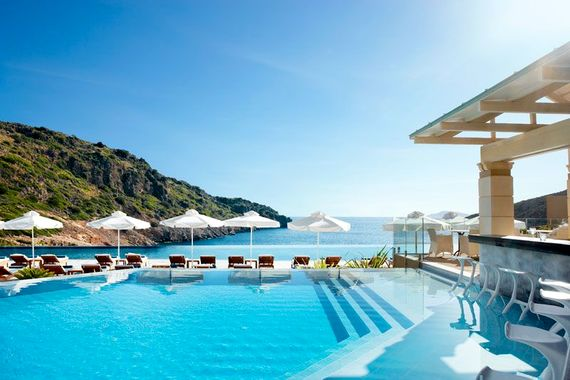 Daios Cove - One Bed Suite + Pool Image 1