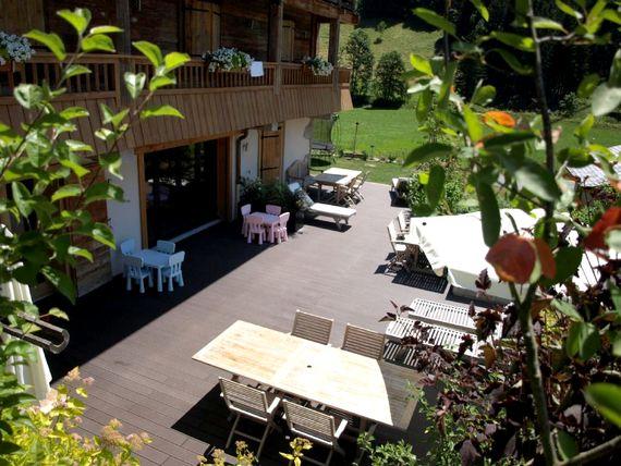 Chalet le 4-Apartment 1 Image 17