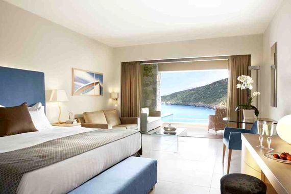 Daios Cove - Deluxe Sea View Room Image 6