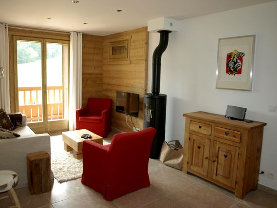 Chalet le 4- Apartment 4 Image 6