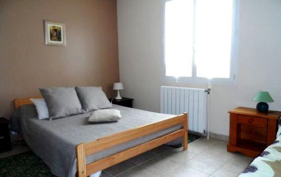 Bedroom (single & double bed)