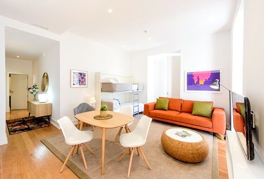 Martinhal Chiado - One Bed Deluxe Apartment Image 1