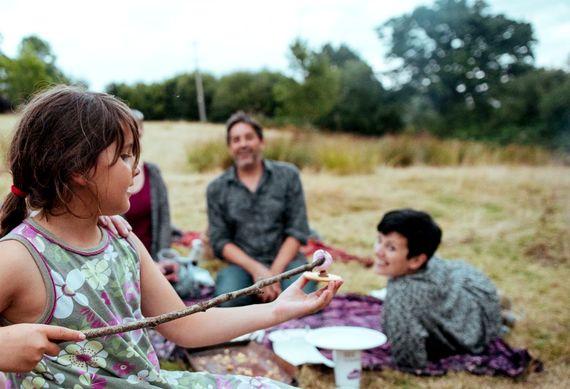 Family Campfire Experience