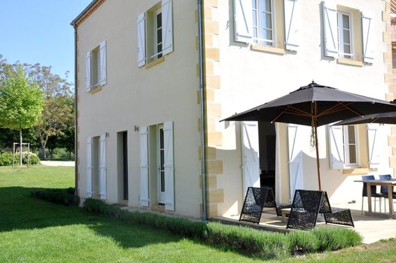 Chateau Les Merles - Villa Image 11