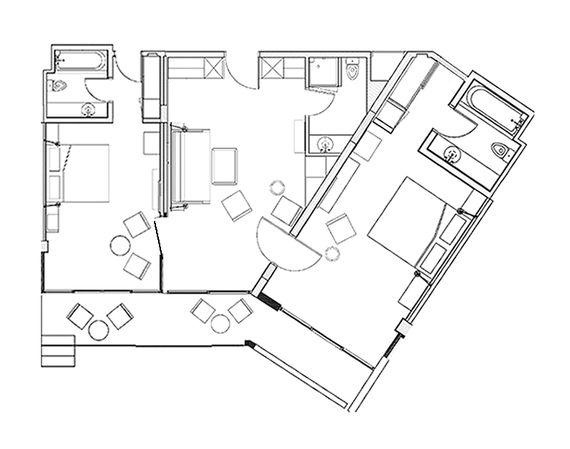 Almyra - 2 Bed Suite Image 12
