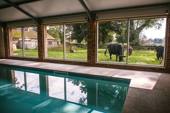 12m Indoor swimming pool