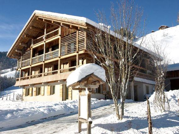 Chalet le 4- Apartment 3 Image 1