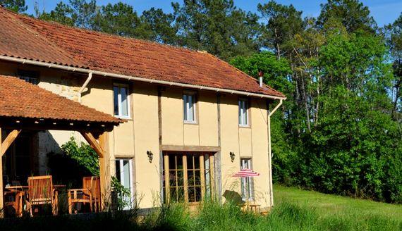 St Pompon - Rose Barn - Sol du Mazel Image 11