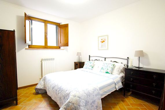 The king room with en-suite
