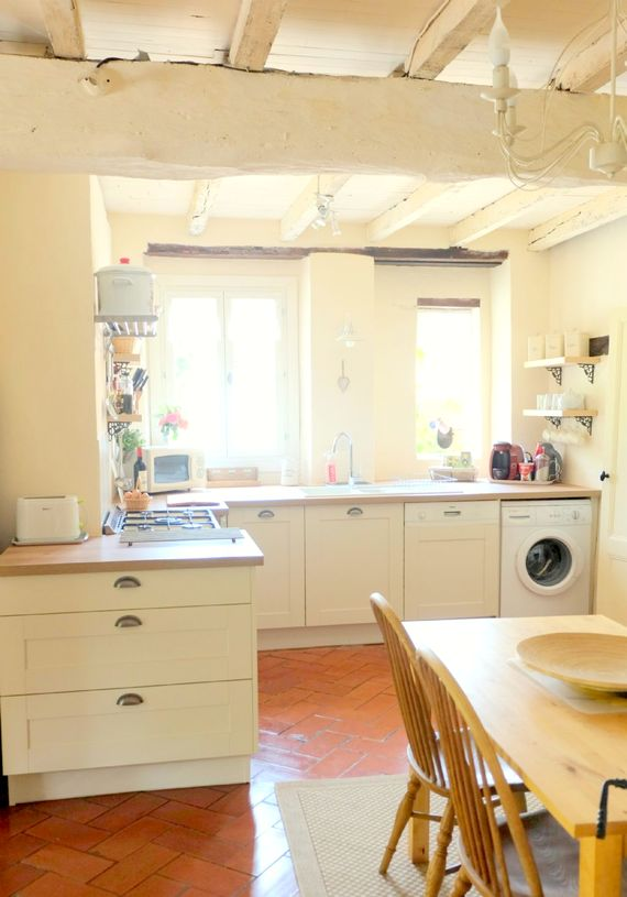 Newly fitted fully equipped kitchen