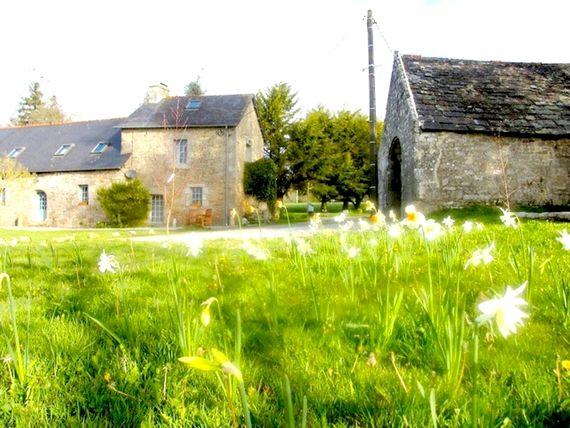 Gites Guebernez -La Maison du Puits Image 12