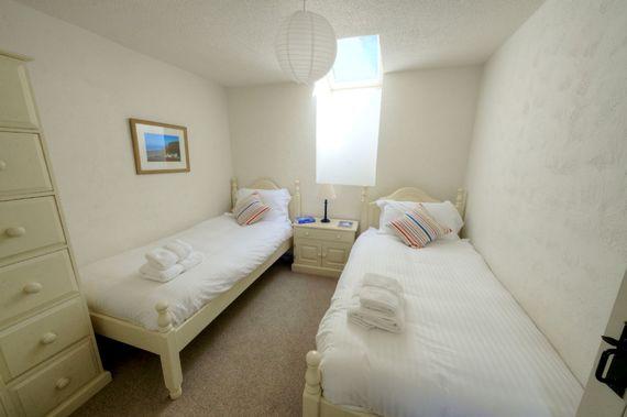Heron Twin room