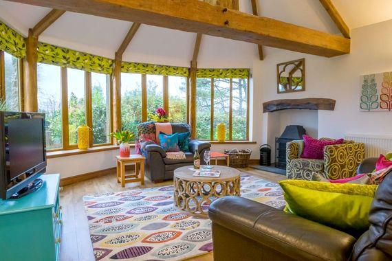 Trelowth Cottages- Seven Image 1