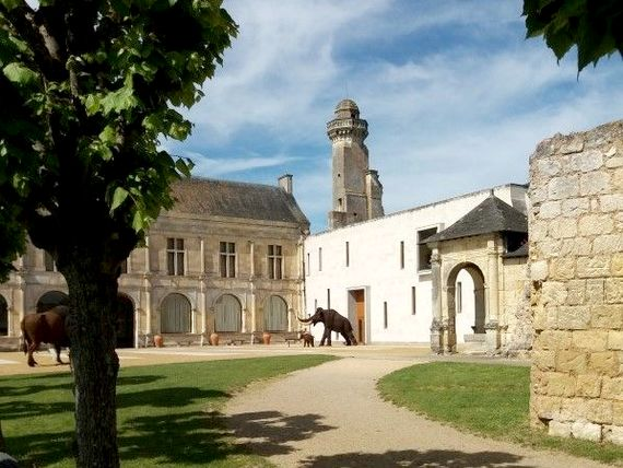 Les Limornieres Chene Le Grand Pressigny Loire France