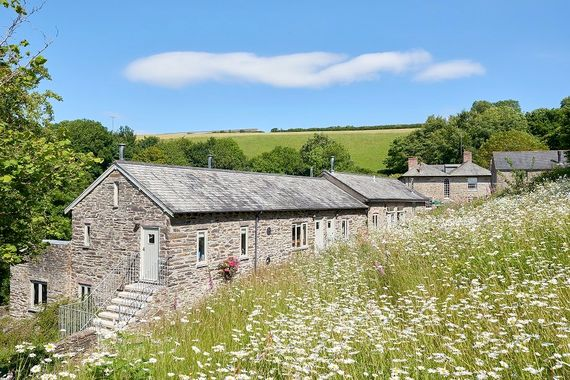 Meavy Barn Image 14