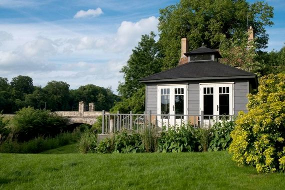 Water Meadow Cottage Blenheim Palace Estate Cotswolds