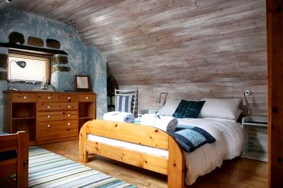 Le Rhun Gites - Hibou - Master Bedroom