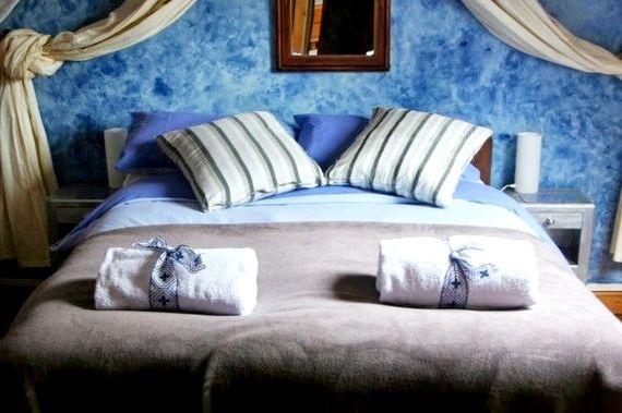 Le Rhun Gites - Ecurie - Main Bedroom