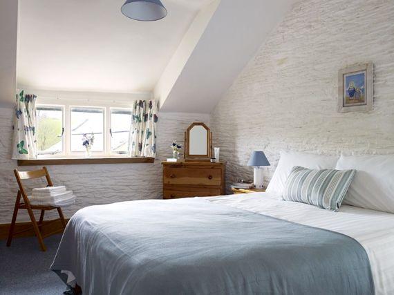 Ducks nest Double bedroom