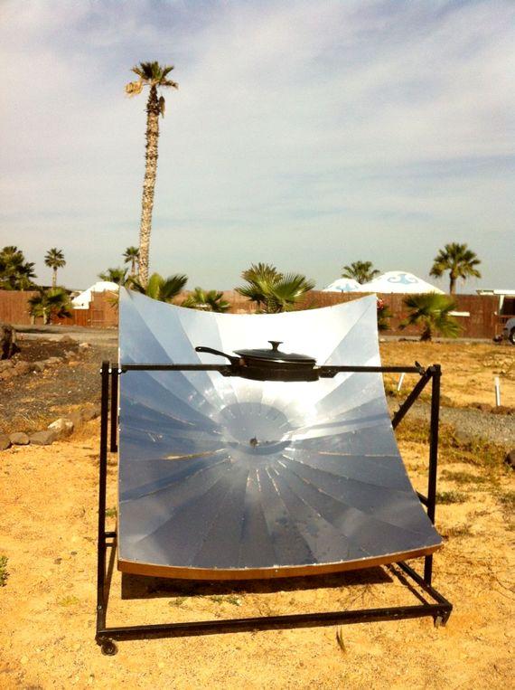 Solar Hob