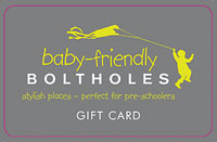 Baby-Friendly Boltholes Vouchers - General Theme